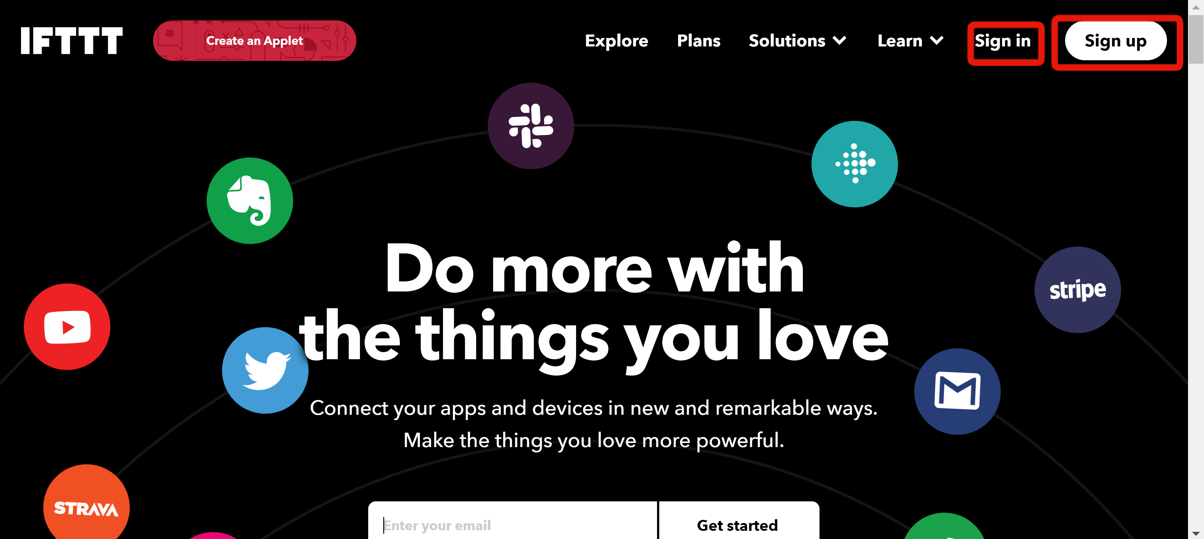 Event Trigger with IFTTT   Learn.MakerCloud